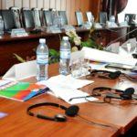 سالن کنفرانس در هتل آف باکو