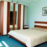 اتاق دابل هتل آف باکو