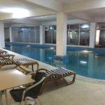 استخر سوپوشیده در هتل آف باکو