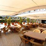 رستوران روباز هتل آف باکو