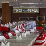 رستوران هتل آف باکو