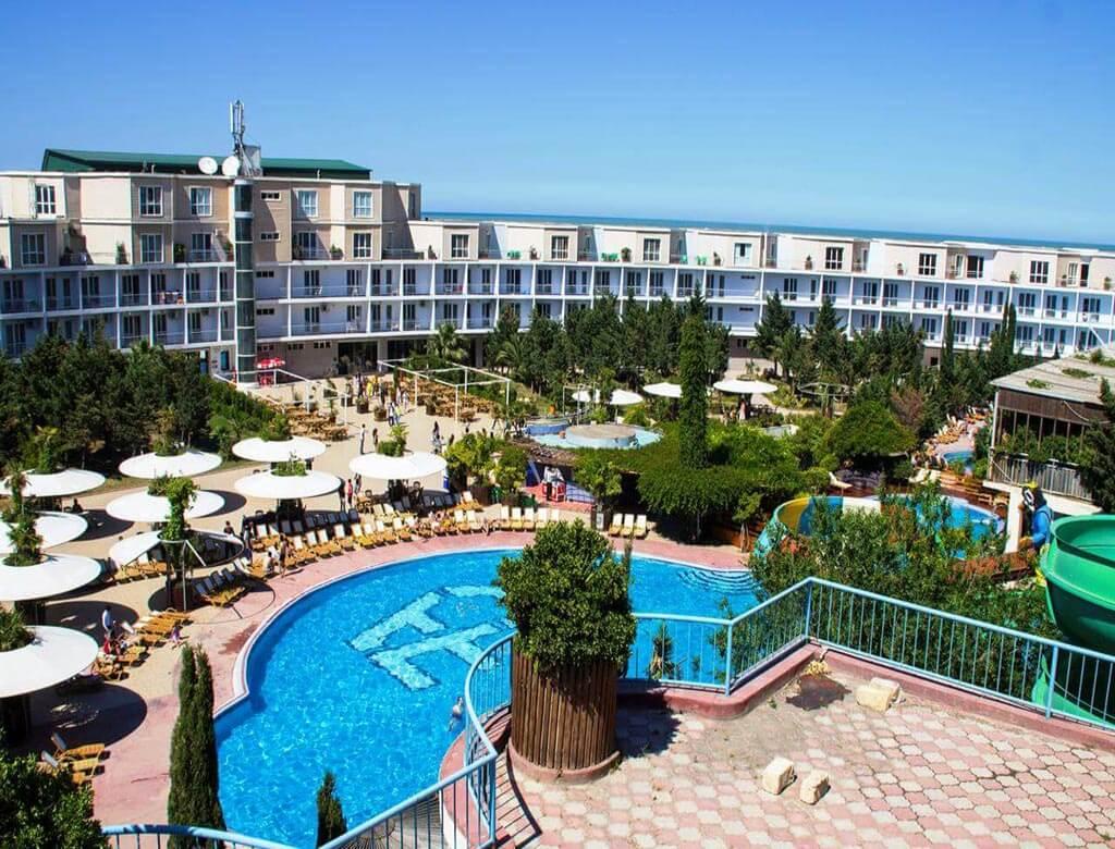 تصویری از هتل آف باکو