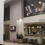 بار و لابی هتل بسفر باکو