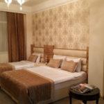 اتاق سه تخته هتل بسفر باکو