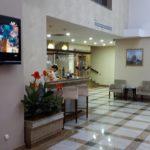لابی و رسپشن هتل بسفر باکو
