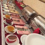 صبحانه سلف سرویس هتل بسفر باکو