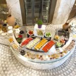 محوطه صبحانه هتل فیرمونت باکو