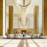 لابی هتل فیرمونت باکو