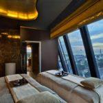 اتاق ماساژ هتل فیرمونت باکو