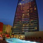 استخر روباز هتل فیرمونت باکو