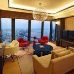 داخل اتاق های هتل فیرمونت باکو