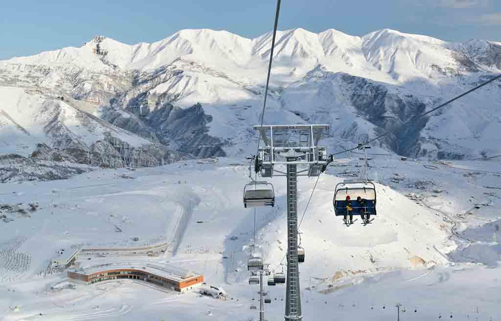 تورهای زمستانی باکو