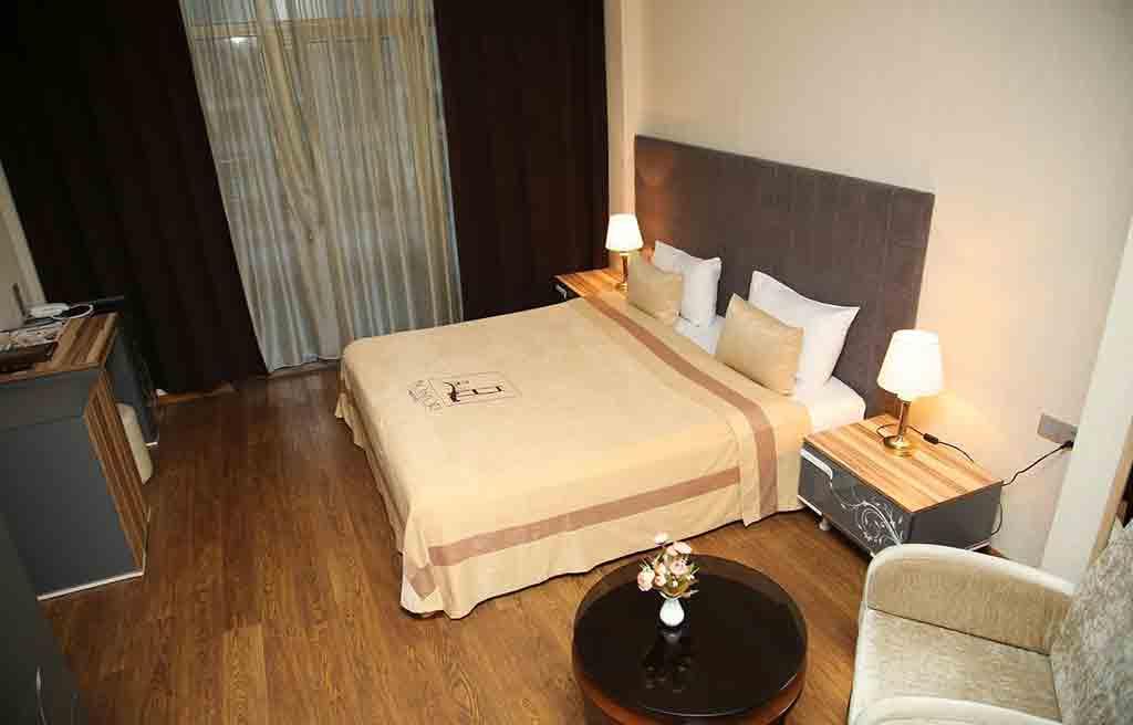 اتاق های هتل بسفر باکو