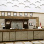 رسپشن هتل بسفر باکو