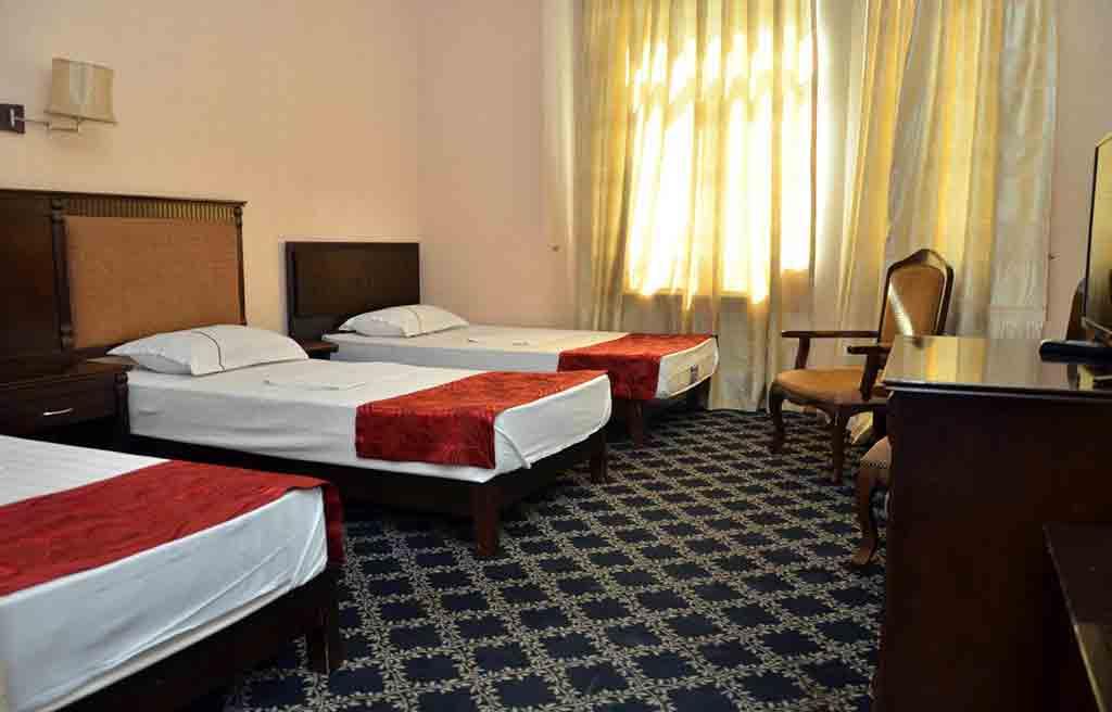 اتاق های هتل کنسول باکو