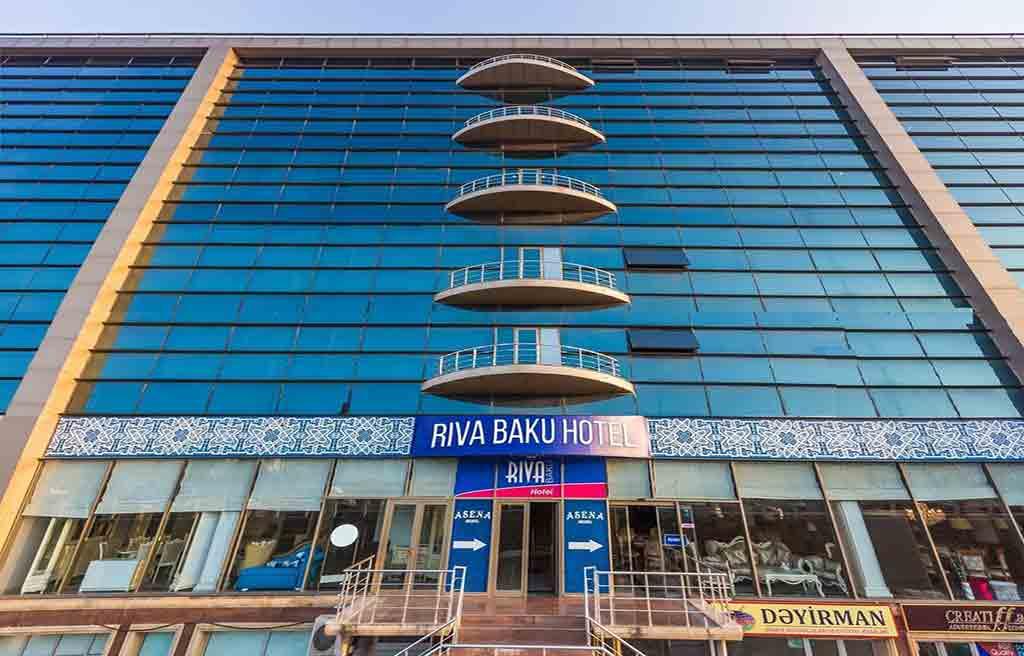 تصویری از هتل ریوا باکو