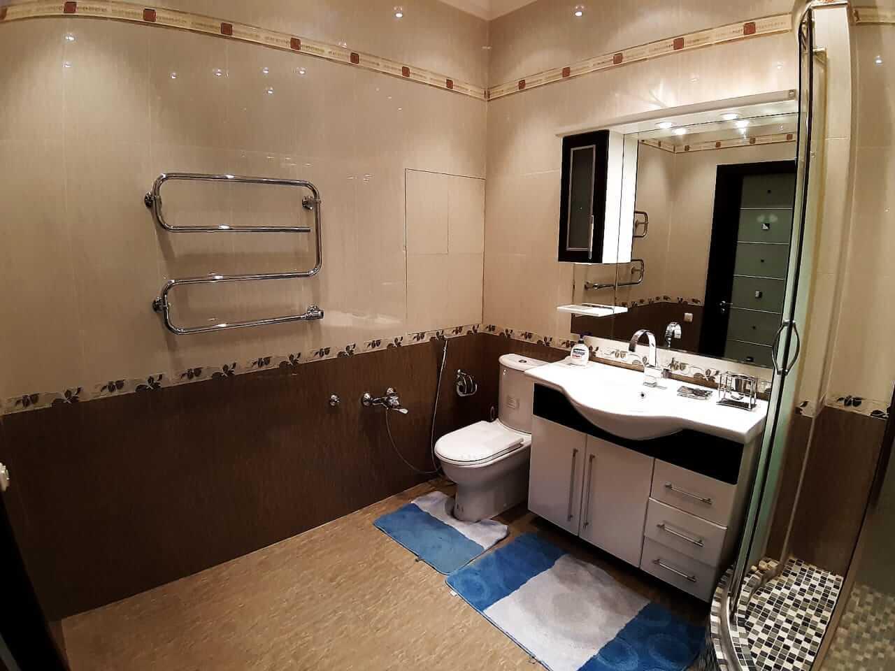 حمام آپارتمان شماره 1