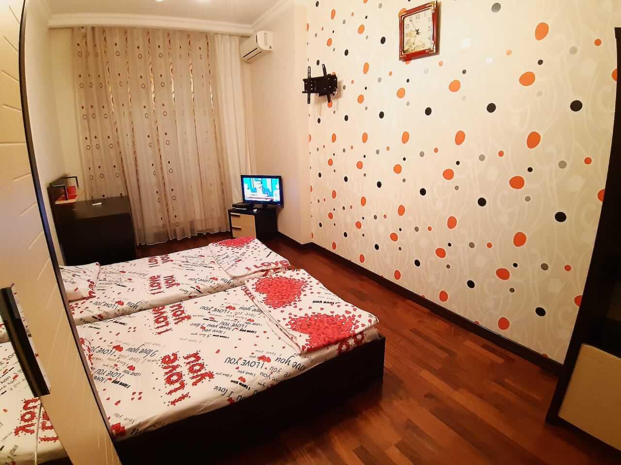 اتاق 2 تخته آپارتمان شماره 1