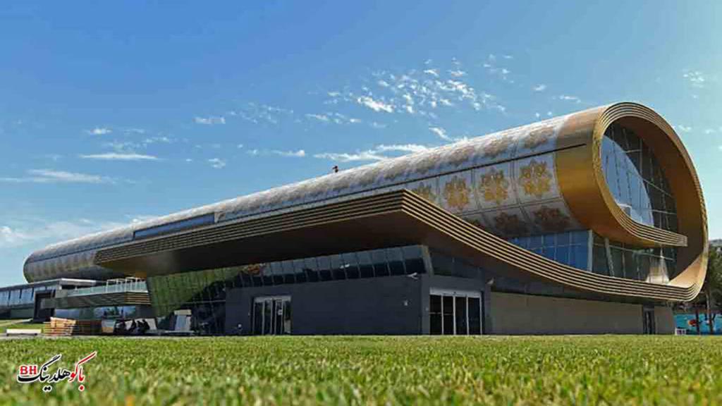 ساختمان موزه فرش آذربایجان
