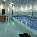 استخر هتل آناتولیا باکو