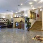 لابی و رسپشن هتل آناتولیا باکو