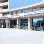 درب ورودی هتل استوریا باکو