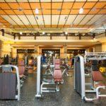 سالن ورزشی هتل استوریا باکو