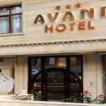 هتل آوند باکو