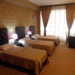 اتاق سه تخته هتل آوند باکو