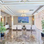 لابی و رسپشن هتل بولوارد ساید باکو