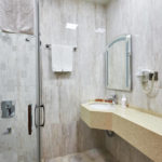سرویس بهداشتی و حمام هتل بولوارد ساید باکو
