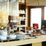 صبحانه سلف سرویس هتل بولوارد ساید باکو
