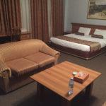 اتاق دابل هتل کاسپین پالاس باکو