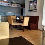 رستوران هتل کاسپین پالاس باکو
