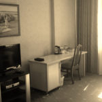 داخل اتاق های هتل کاسپین پالاس باکو