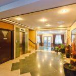 لابی هتل دیپلمات باکو