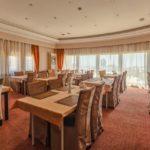 رستوران هتل دیپلمات باکو