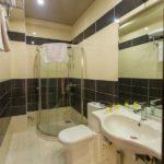 سرویس بهداشتی و حمام هتل دیپلمات باکو