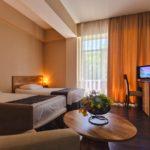 اتاق سه تخته هتل دیپلمات باکو