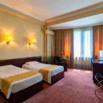 اتاق توئین هتل دیپلمات باکو