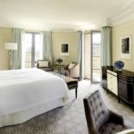 اتاق های دابل هتل فورسیزن باکو