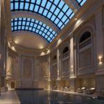 استخر سرپوشیده هتل فورسیزن باکو