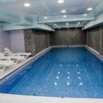 استخر سرپوشیده هتل جی ام سیتی باکو