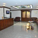 رسپشن هتل گنجعلی پلازا باکو