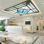 رسپشن و لابی هتل گنجعلی پلازا باکو