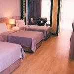 اتاق سه تخته هتل گنجعلی پلازا باکو
