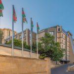 هتل قفقاز پوئینت باکو