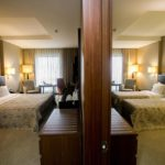 اتاق خانوادگی هتل قفقاز پوئینت باکو