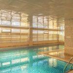 استخر سرپوشیده هتل قفقاز پوئینت باکو