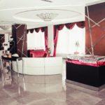 لابی هتل قفقاز پوئینت باکو